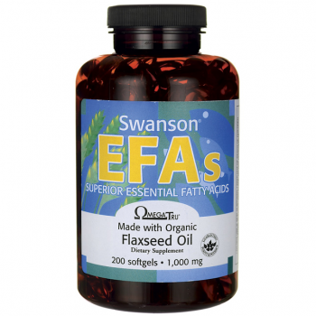 Flaxseed Oil (OmegaTru)