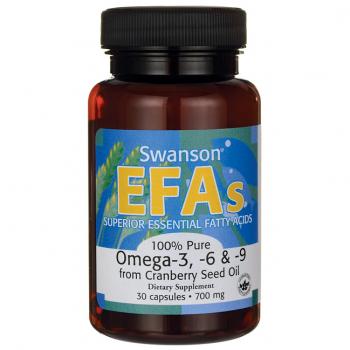 100% Pure Omega-3, -6 und -9