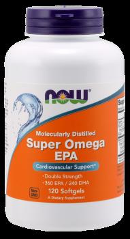 Super Omega EPA, Double Strength Softgels