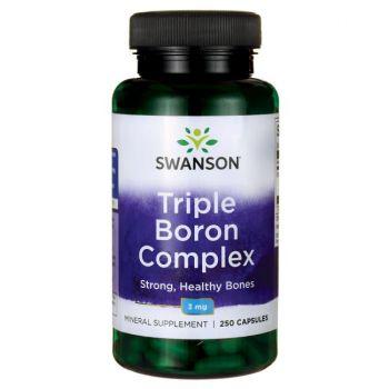 Triple complexe de bore