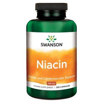 Niacine (vitamine B-3)