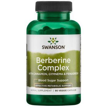 Berberine Complex w/Cinnamon, Gymnema & Fenugreek
