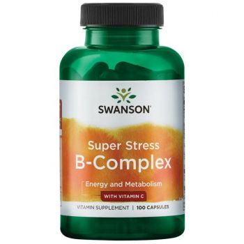 Vitamine B-complexe Super Stress