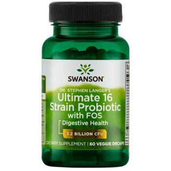 16-Stammprobiotikum von Dr. Stephen Langer mit Fructooligosacchariden
