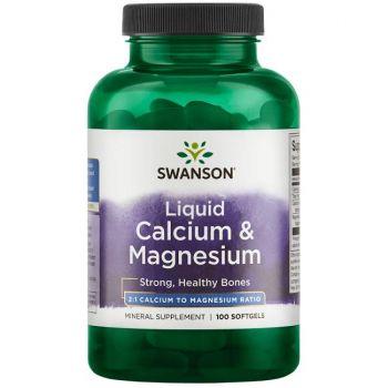 Calcium et Magnésium liquide