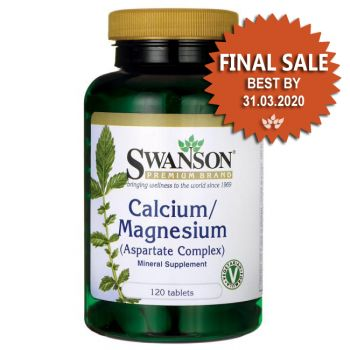 Calcium/Magnesium (Aspartate Complex)