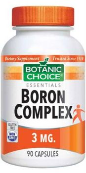 Super Boron Complex 3 mg.