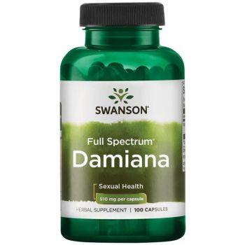 Les feuilles de Damiana
