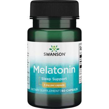 Melatonin 3 mg 60 Caps