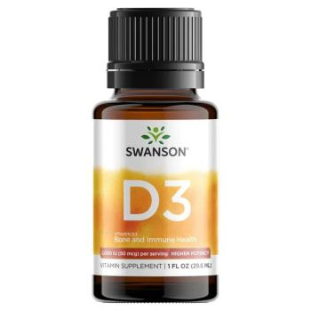 Gouttes de Vitamine D3