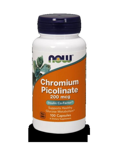 Chromium Picolinate | Swanson Health Products Europe