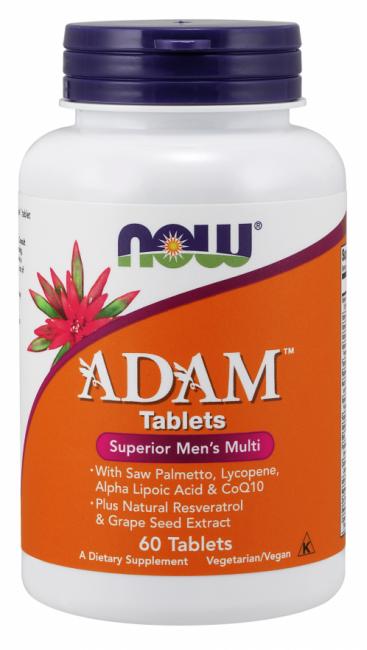 ADAM™ Men's Multiple Vitamin Tablets