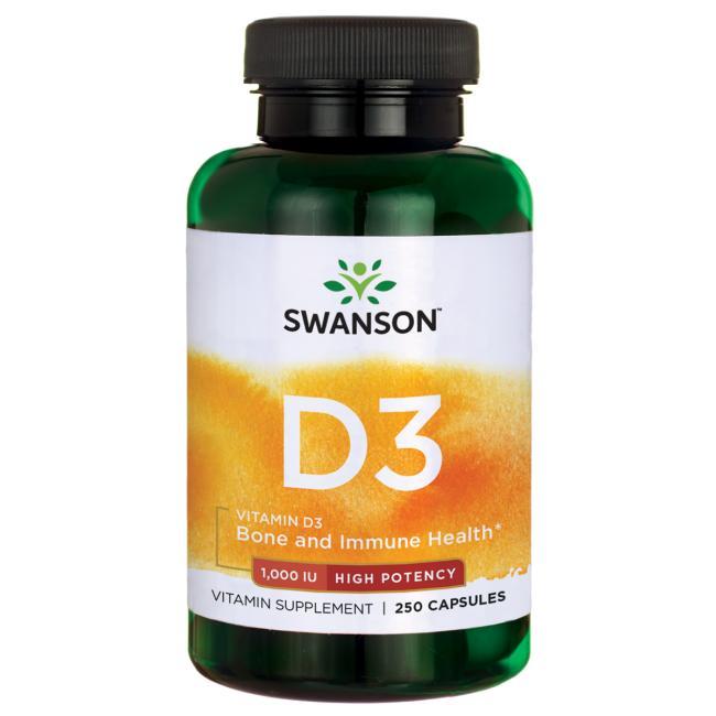 High Potency Vitamin D-3