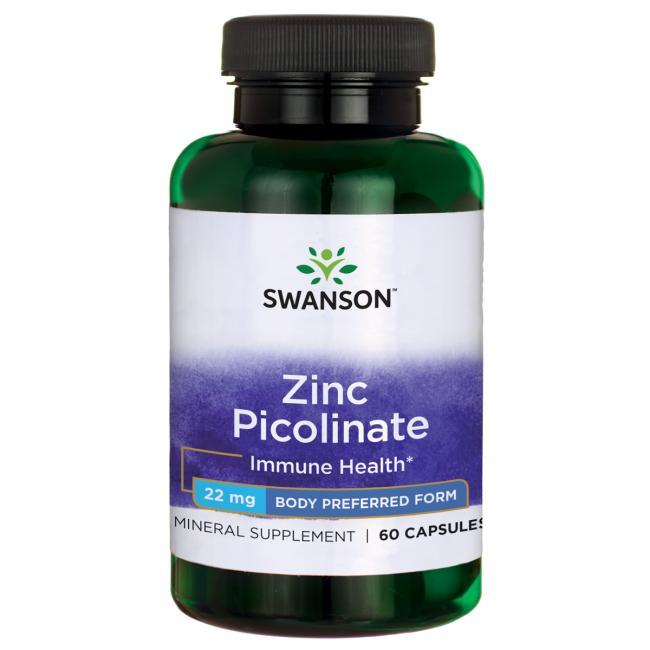 Zinc Picolinate Body Pref. Form