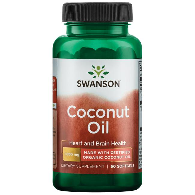 Certified Organic Coconut Oil