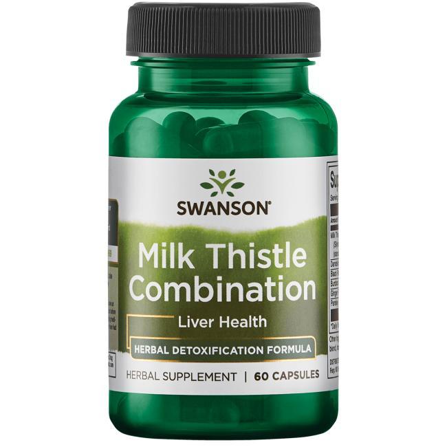 Milk Thistle Combination