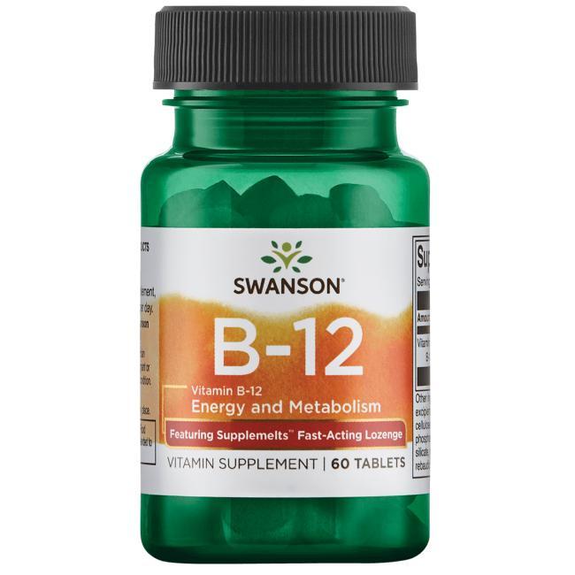 Supplemelts Sublingual Vitamin B-12