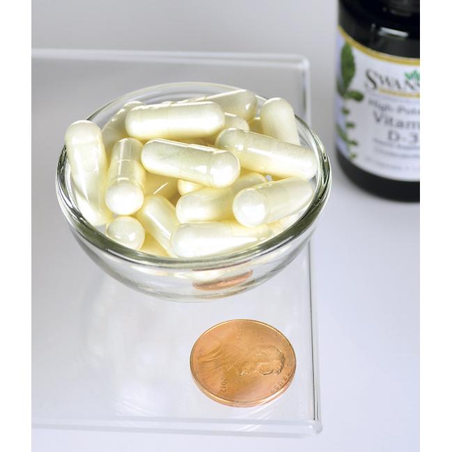 High-Performance Vitamin D-3