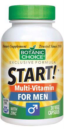 START! Multi-Vitamin for Men