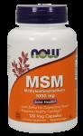 MSM 1000 mg 120 caps