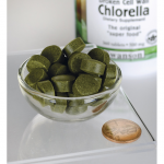 Broken Cell Wall Chlorella
