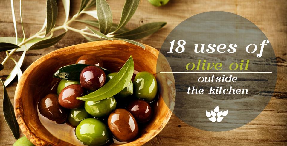 18 modi d uso dell olio d oliva al di fuori della cucina - Olio di cocco cucina ...