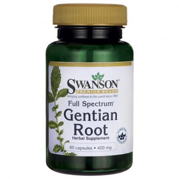 Full Spectrum Gentian Root