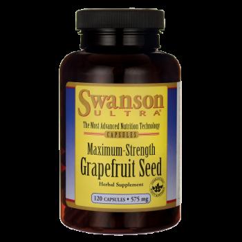 Maximum-Strength Grapefruit Seed