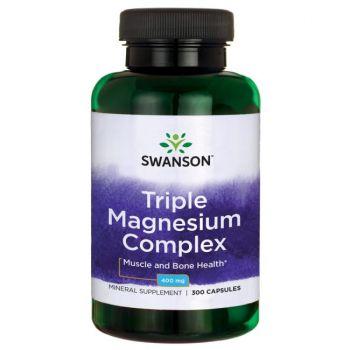 Triple combinaison de magnésium