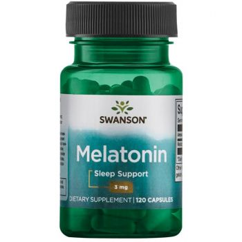 Melatonin 3 mg 120 Caps