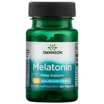 Dual-Release Melatonin
