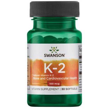 Vitamina naturale altamente efficace K-2 (menachinone-7 da Natto)