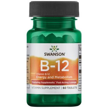 Vitamina B-12 sublinguale