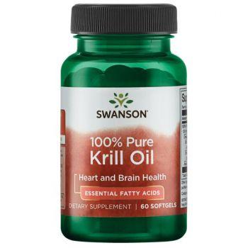 Huile de krill 100% pure