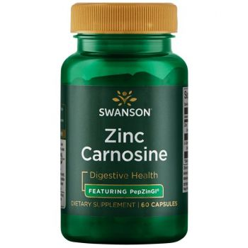 Zinc carnosine (PepZin GI)