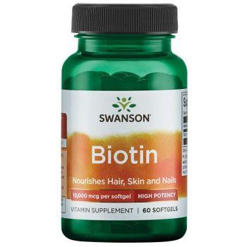 Biotine à haute efficacité