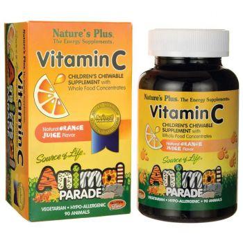 Animal Parade Vitamin C - Orange Juice Flavor