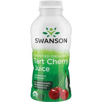 Certified Organic Tart Cherry Juice - UnsweetenedConcentrate