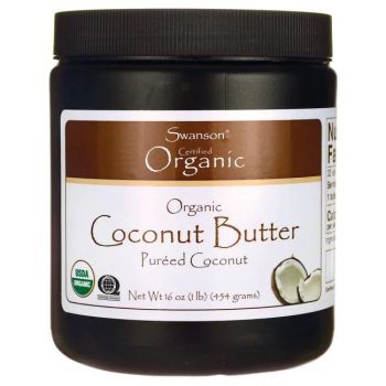 Certified Organic Coconut Butter