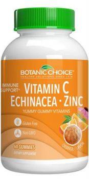 Vitamin C, Echinacea, Zinc Gummy