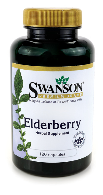 Elderberry Swanson Health Products Europe