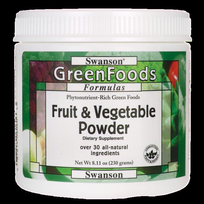 Fruit & Vegetable Powder
