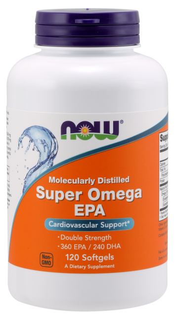 Super Omega EPA, Double Strength Softgels