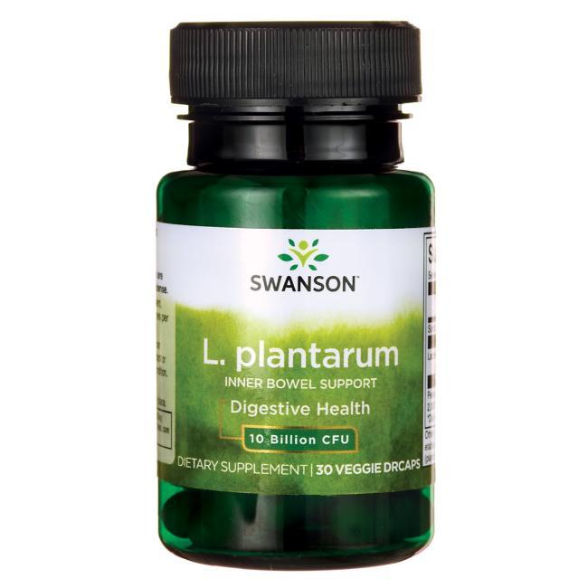 Lactobacillus plantarum Intestinal Support