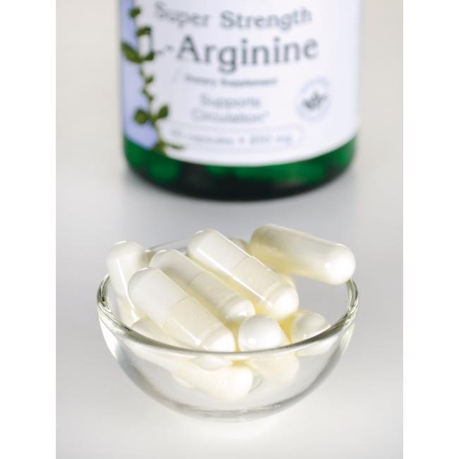 L-Arginine - Maximum Strength