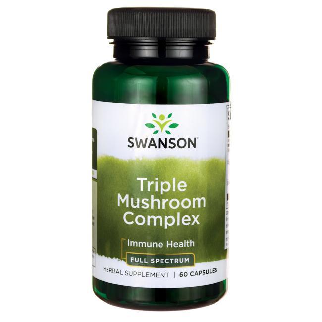 Full Spectrum Triple Mushroom Complex