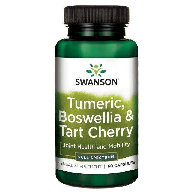 Full Spectrum Turmeric, Boswellia & Tart Cherry