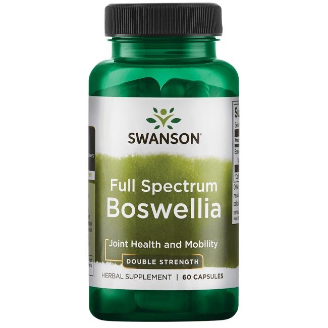 Full Spectrum Boswellia Double Strength