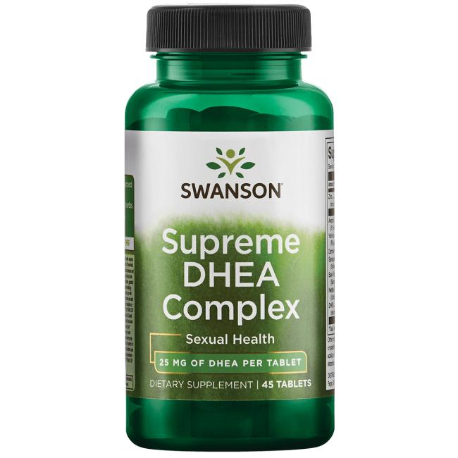 Supreme DHEA for Intimacy