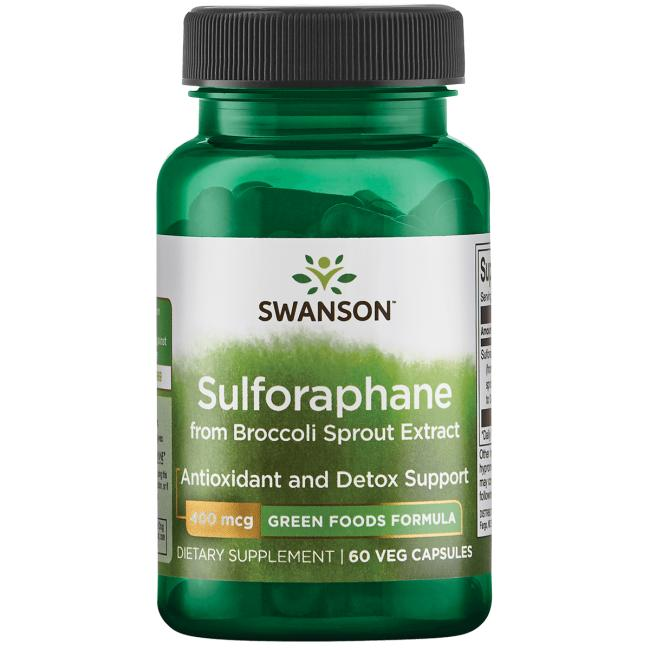 Sulforaphane from Broccoli - 100% Natural